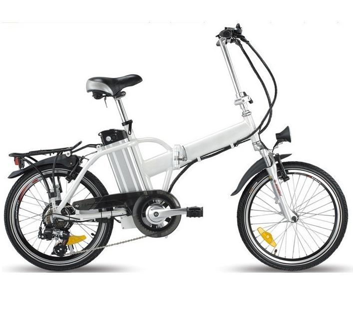 אופניים חשמליים לרכבת